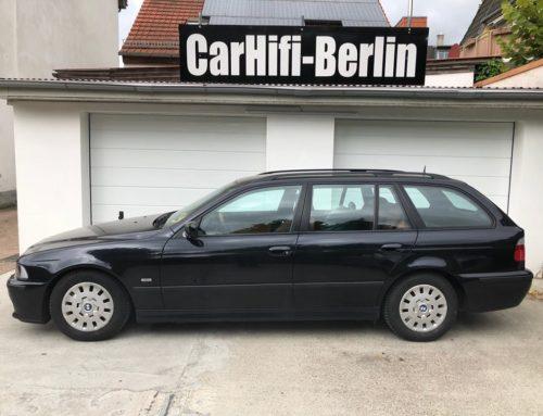 BMW E39 5er