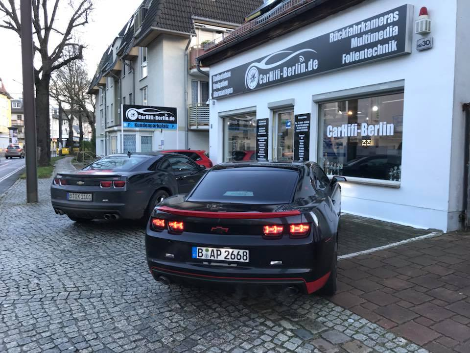 Carhifi-Berlin-Services