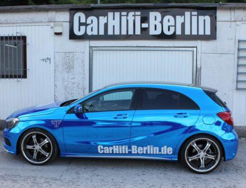 Mercedes A-Klasse unser neues Show/Demofahrzeug