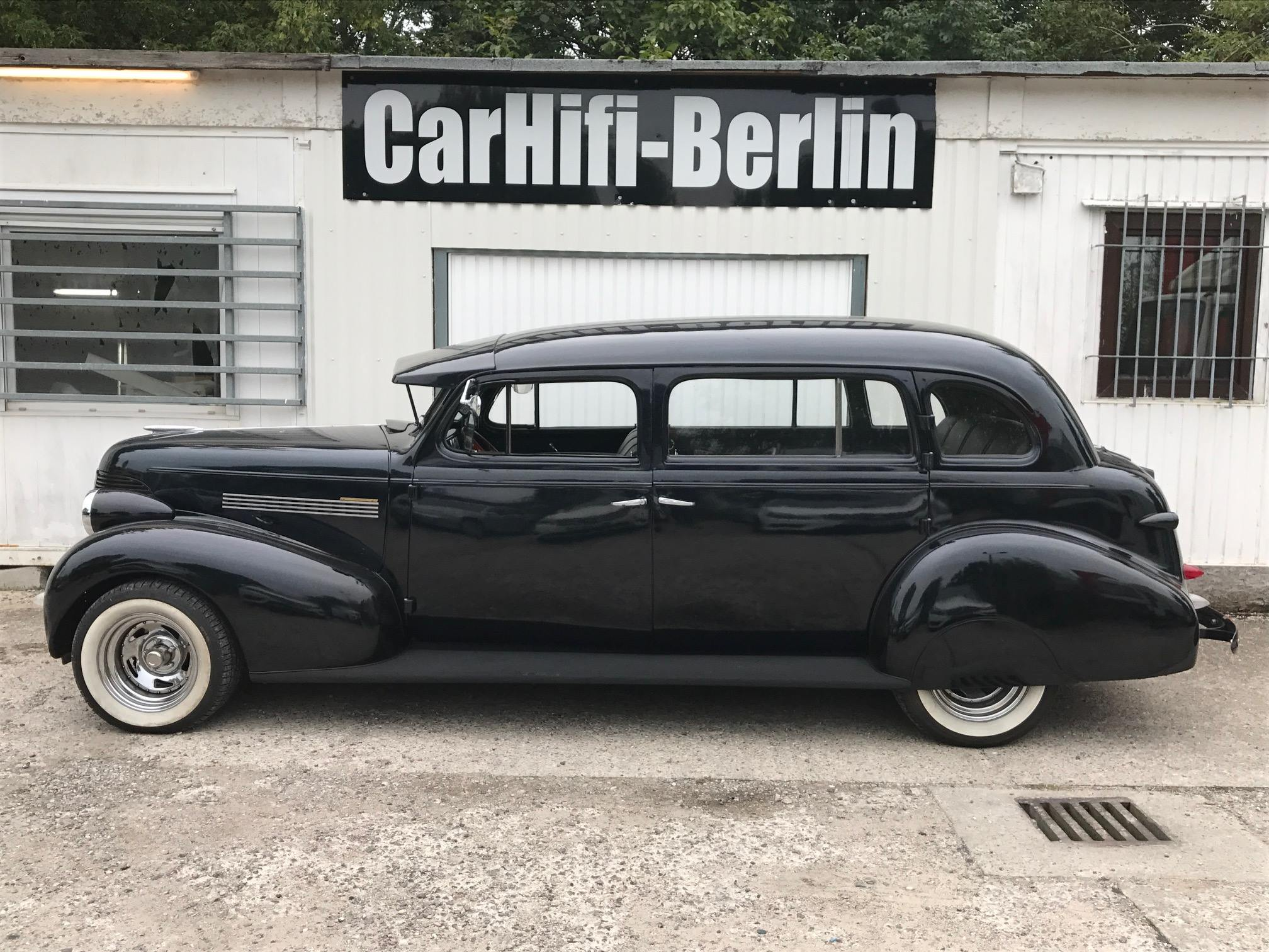 chevrolet imperial pullman bj 1938 carhifi berlin. Black Bedroom Furniture Sets. Home Design Ideas