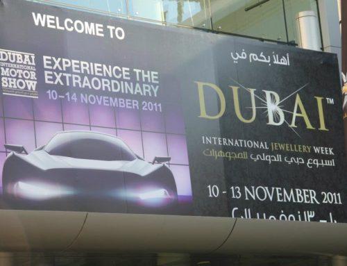 Dubai Motor Show 2011