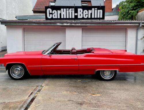 Cadillac DeVille Baujahr 1969